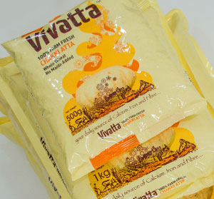 Whole Wheat Flour, Chakki Atta