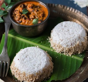 Vivatta Whole Wheat Flour Puttu